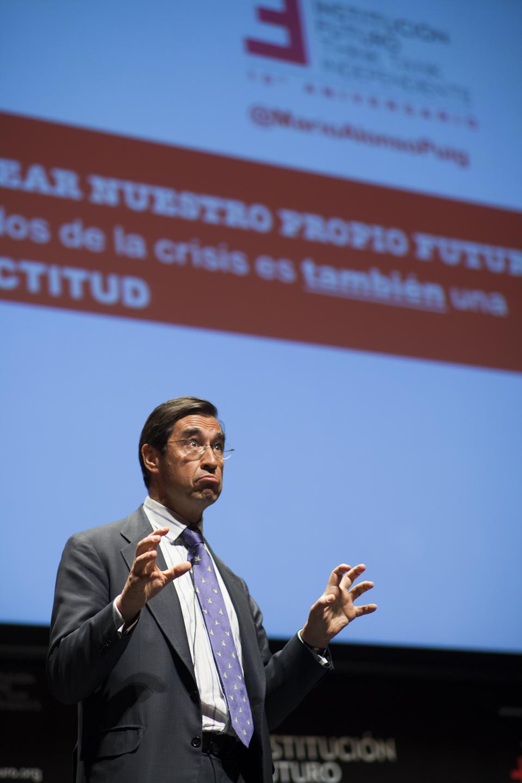 Celebración del 10º Aniversario de Institución Futuro con Mario Alonso Puig