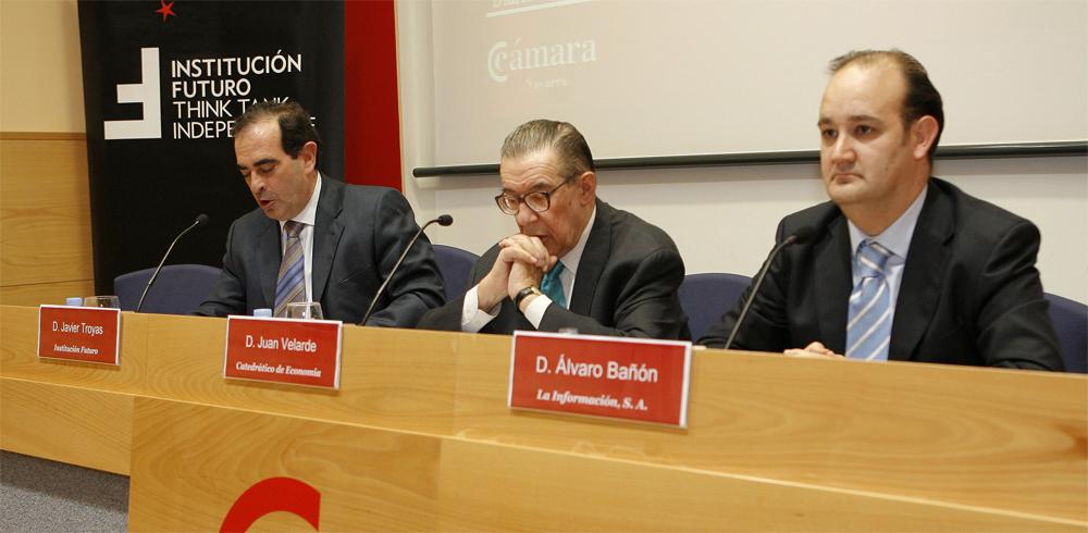 """""""Navarra está en la cumbre de las regiones europeas, pero ha de transformar su economía si quiere mantenerse"""""""
