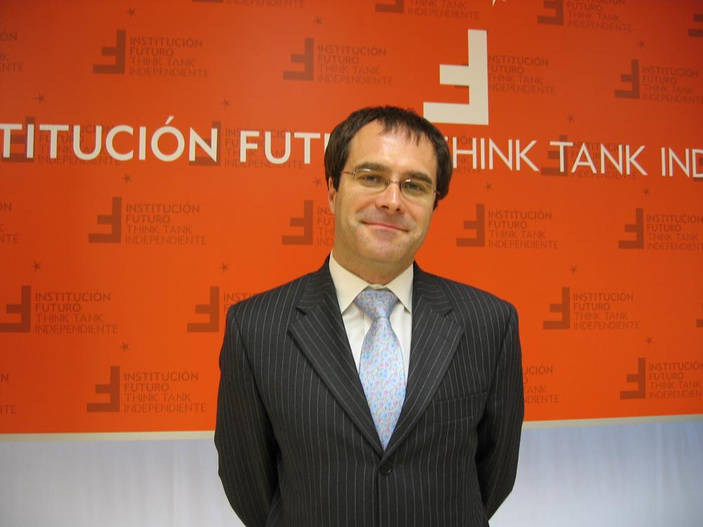 """Encuentro con Pablo Pardo, corresponsal de """"El Mundo"""" en Washington"""