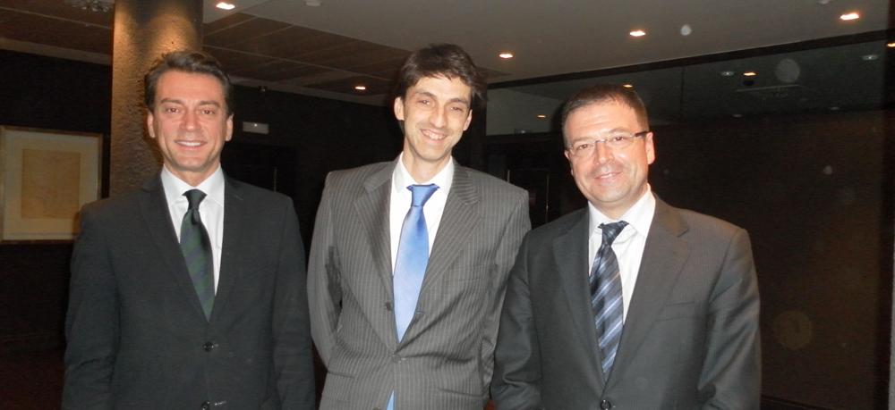 Comienza el ciclo de Seminarios de Internacionalización con Ricardo Chocarro, director general de operaciones de Gamesa