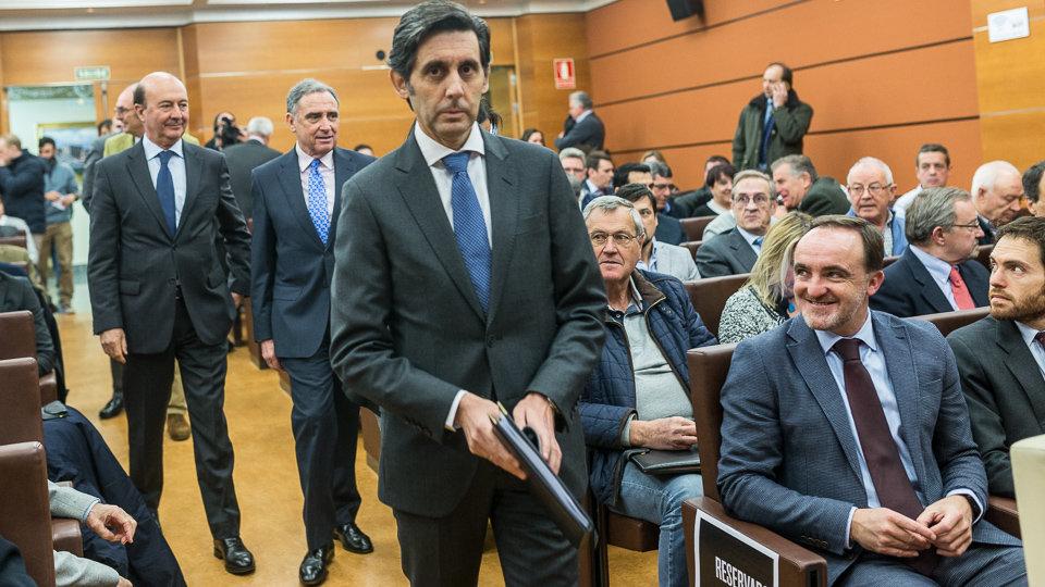 """El presidente de Telefónica, Álvarez-Pallete, pide en Pamplona invertir para hacer tecnología más """"sostenible"""""""
