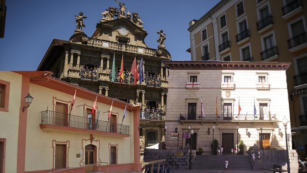 Más de 176,5 millones de euros de deuda en los ayuntamientos navarros: ¿cuánto debe el de tu localidad?