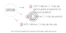 Ineficiencia y cortoplacismo de los Presupuestos Generales de Navarra 2016 – 2018