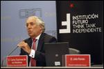 Conferencia con Carlos Espinosa de los Monteros, Presidente de Mercedes Benz España