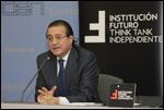 Conferencia con Fernando Eguidazu, Vicepresidente del Círculo de Empresarios y Economista del Estado
