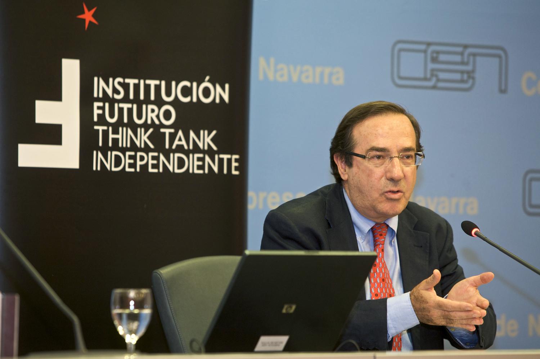 Conferencia con Federico Durán, Catedrático de Derecho del Trabajo y socio de Garrigues Abogados