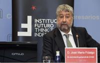 Conferencia con José María Fidalgo, ex secretario general de Comisiones Obreras