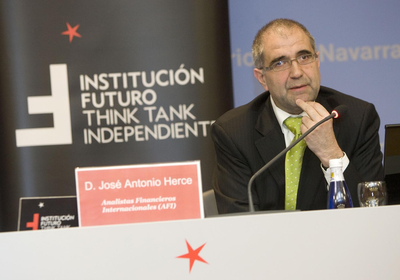 Conferencia con José Antonio Herce, Socio y Director de Economía de Analistas Financieros Internacionales (AFI)