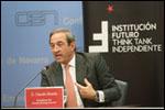 Conferencia con Claudio Boada, Presidente del Círculo de Empresarios