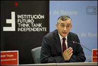 Conferencia con Carlos Ocaña, Secretario de Estado de Hacienda y Presupuestos