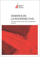 Propuestas para el debate postelectoral