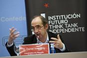 Conferencia con Daniel Innerarity, catedrático de Filosofía Política y Social