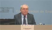 Conferencia con Eduardo Serra, presidente de la Fundación everis