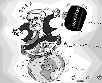 Política exterior aventurada