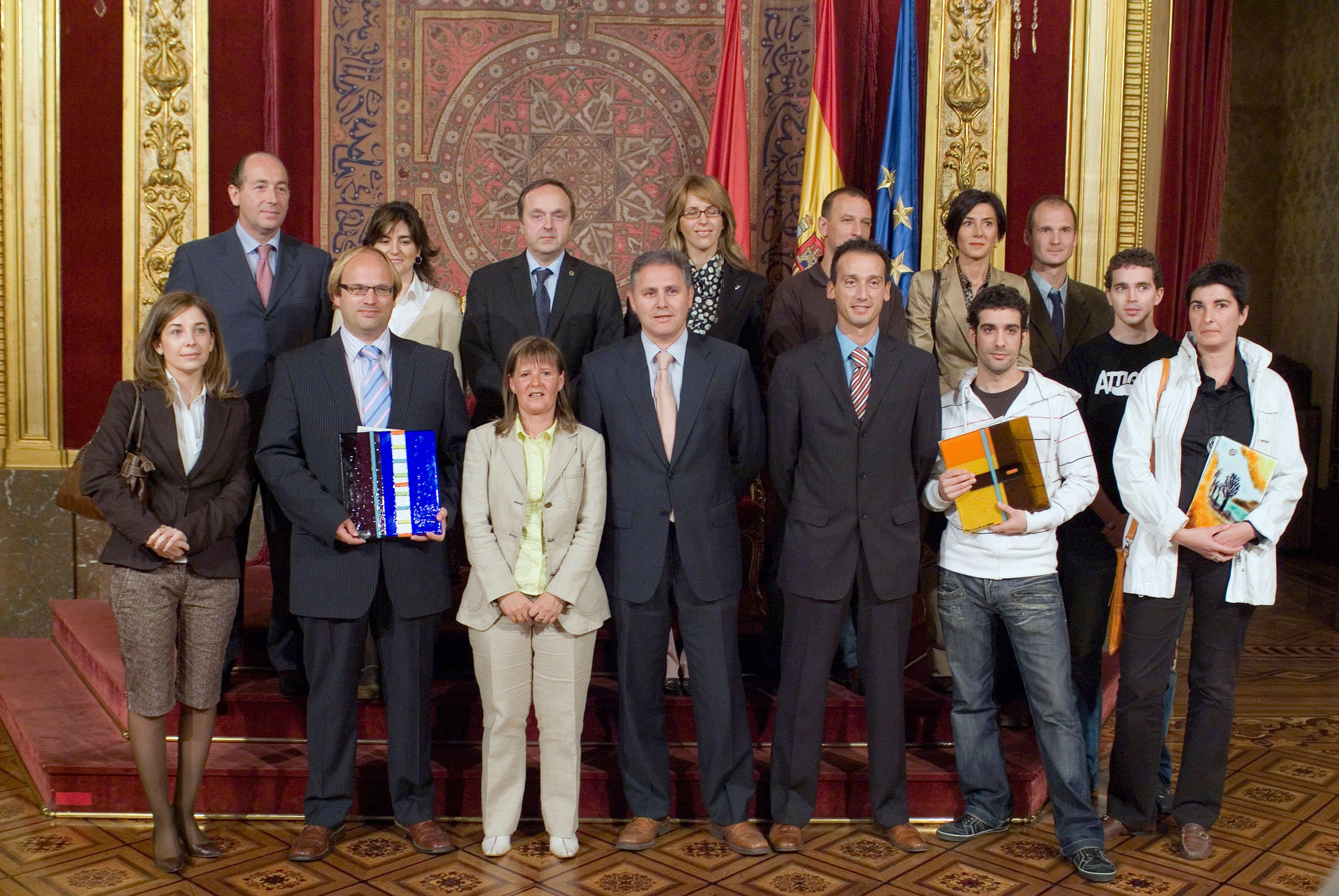 Institución Fututo gana el premio Web@ctiva 2006 al mejor proyecto web