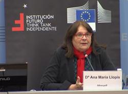 Conferencia con Ana María Llopis, presidenta de DIA y experta en innovación