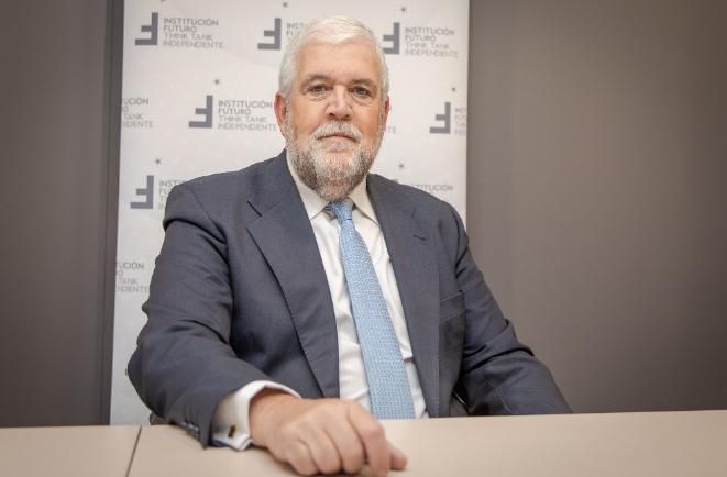 PGN 2021: optimismo en los ingresos  José María Aracama, presidente de Institución Futuro | Navarracapital.es
