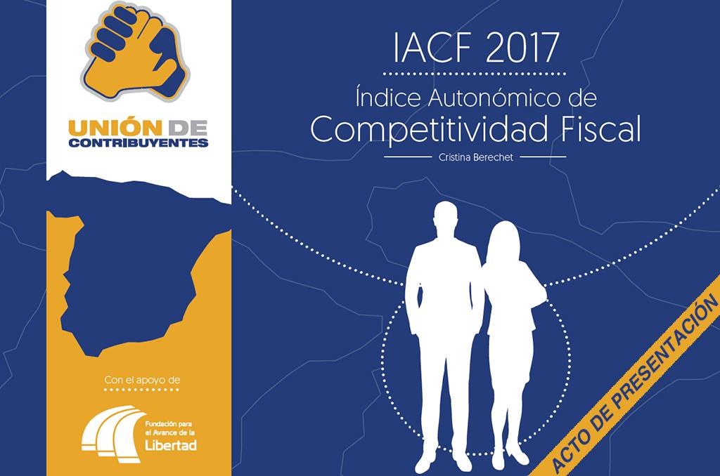 Índice Autonómico de Competitividad Fiscal 2017