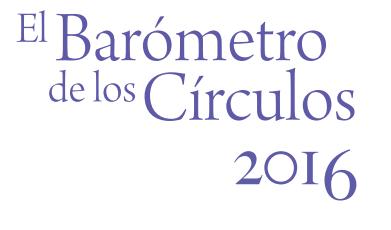 El Barómetro de los Círculos 2016