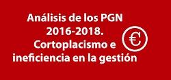 Ana Yerro, sobre los Presupuestos Generales de Navarra del trienio 2016-20108