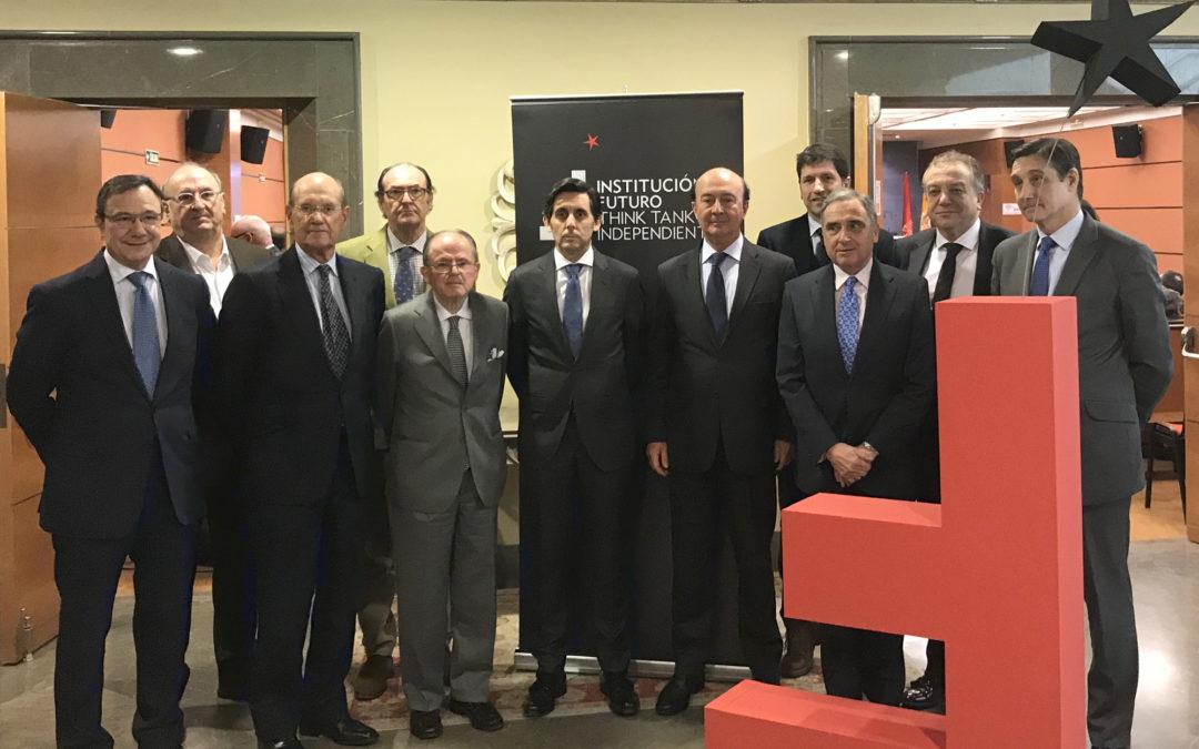 Institución Futuro revalida por 6º año consecutivo su posición entre los think tanks más relevantes del mundo