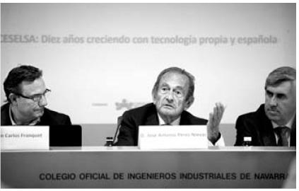 """Pérez-Nievas pide """"tecnología propia"""" para crear más empleo"""