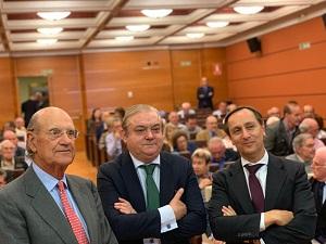 """Conferencia con Miguel Ángel Belloso y Carlos Cuesta: """"Por una Navarra mejor"""""""
