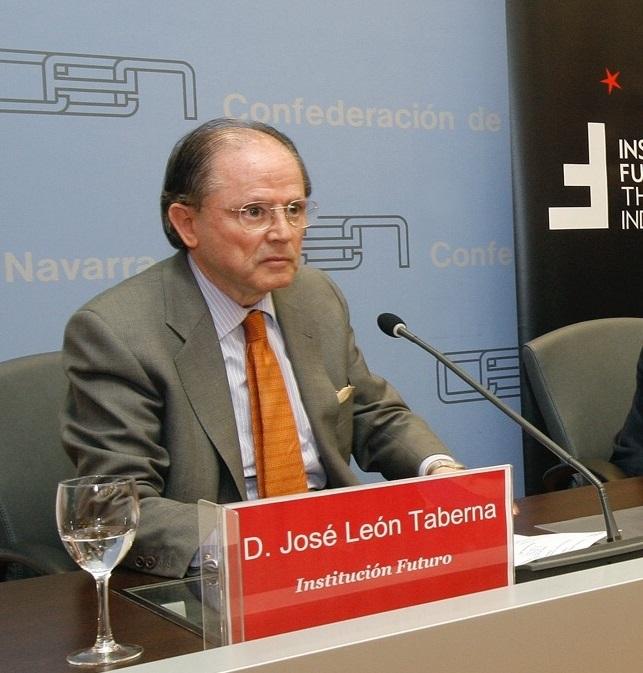 Relevo en Institución Futuro: José León Taberna sustituye a Belén Goñi en la presidencia del think tank