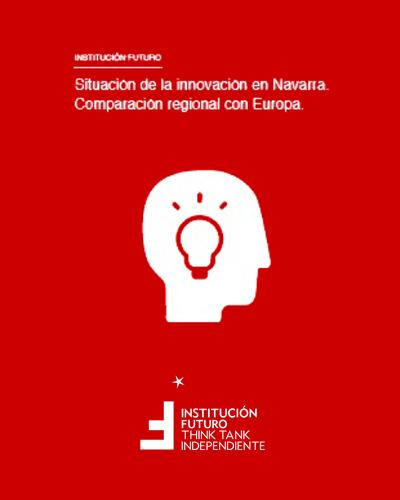 Situación de la Innovación en Navarra. Comparación regional con Europa  El informe, basado en el Regional Innovation Index, examina en detalle la innovación en Navarra y en el resto de comunidades autónomas españolas