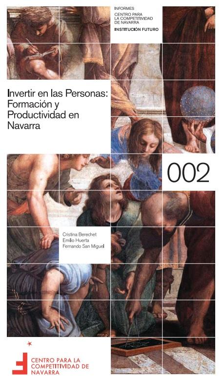 Invertir en las personas: formación y productividad en Navarra
