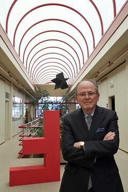Entrevista a José León Taberna, presidente de Institución Futuro