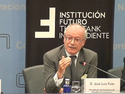 Conferencia con José Luis Feito, presidente del Instituto de Estudios Económicos
