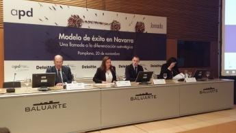 Navarra, tercera región española en términos de competitividad