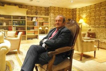José A. Pérez-Nievas, protagonista de una gran aventura de la ingeniería