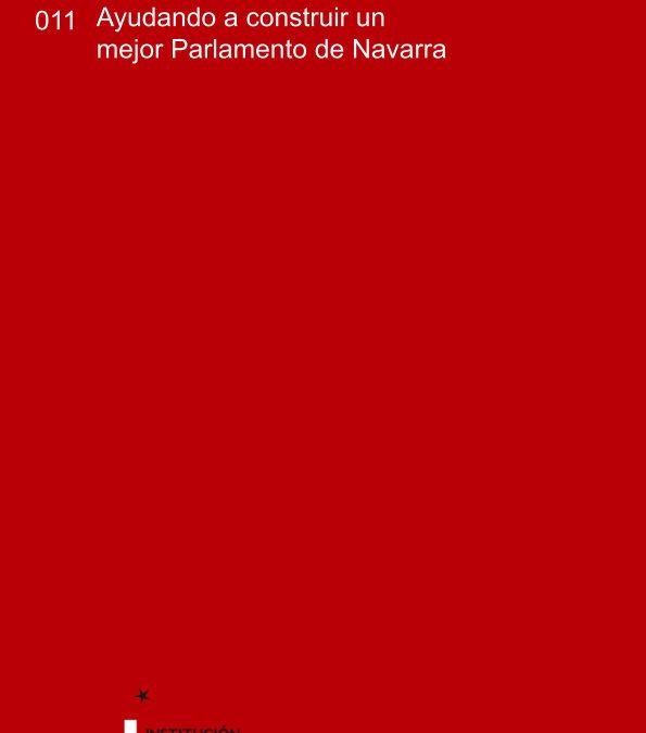 Ayudando a construir un mejor Parlamento de Navarra