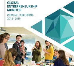Global Entrepreneurship Monitor (GEM). España 2018-2019