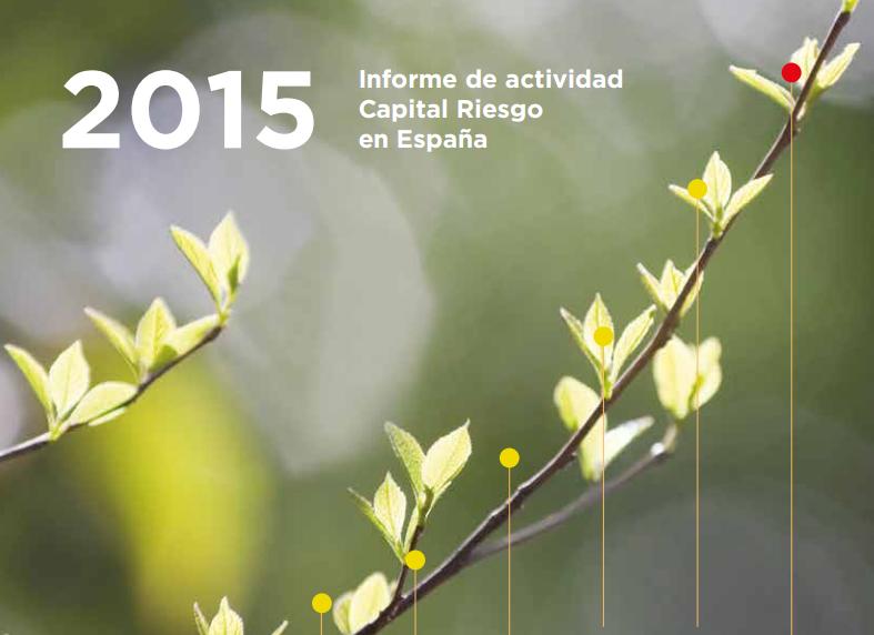 Informe de actividad Capital Riesgo en España