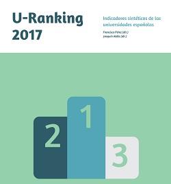 U-Ranking 2017. Indicadores sintéticos de las universidades españolas