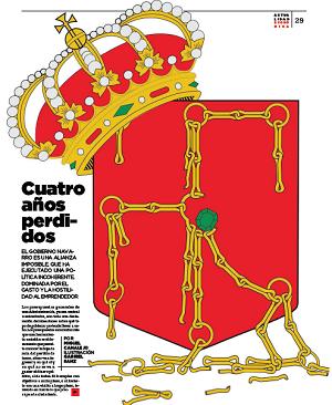 Cuatro años perdidos  Miguel Canalejo, vicepresidente de Institución Futuro