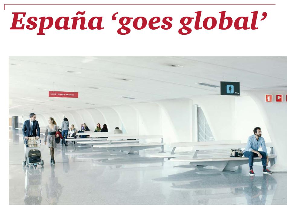 España 'goes global'