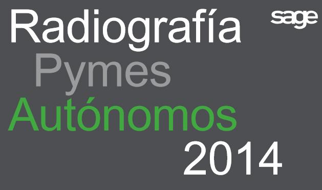 Radiografía Pymes y Autónomos 2014