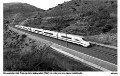 """Institución Futuro considera que """"Navarra necesita el TAV"""""""