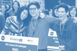 Informe Young Business Talents. Actitudes de los estudiantes preuniversitarios