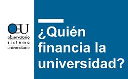 ¿Quién financia la universidad? Comparación entre comunidades autónomas en España, Europa y la OCDE, 2009-2015