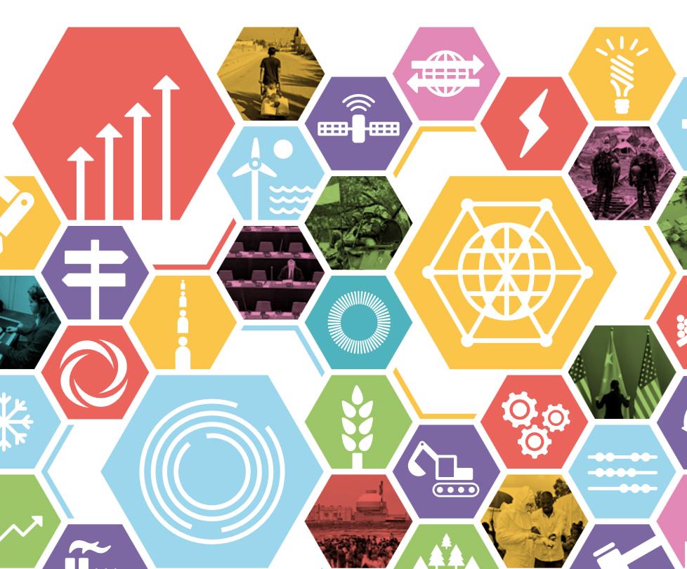 Outlook on the Gobla Agenda 2015