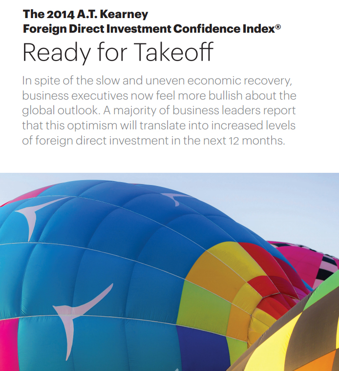 Foreign Direct Investment Confidence Index