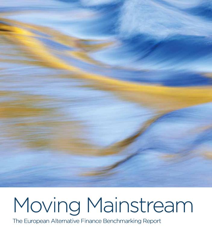 The European Alternative Finance Benchmarking Report