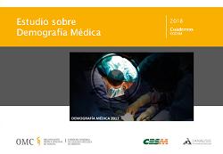 Estudio Demografía Médica 2017