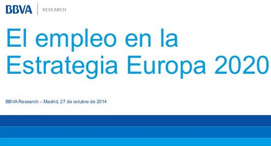 El empleo en la Estrategia Europa 2020