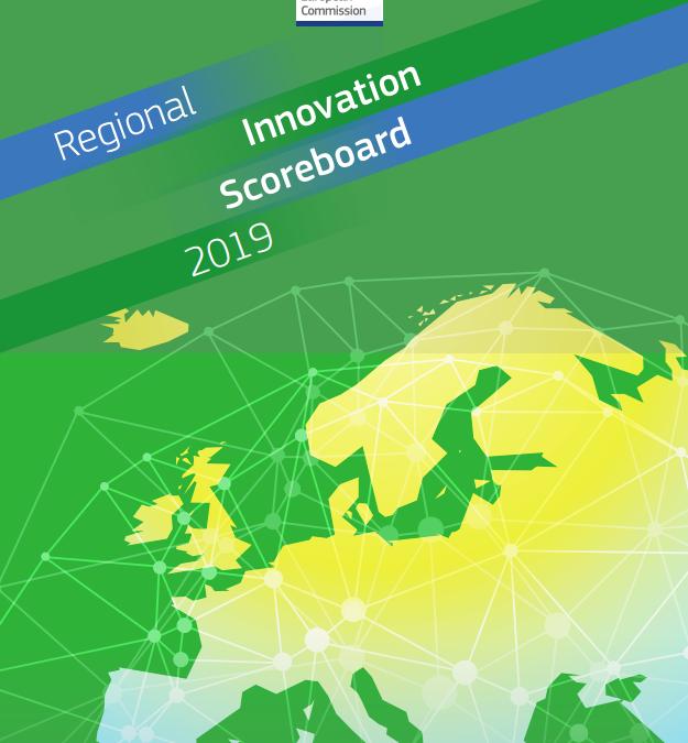 Regional Innovation Scoreboard 2019  Comisión Europea | Junio 2019